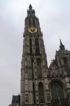 Astoria Hotel Antwerp: Lieve Vrouwe Cathedral