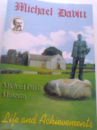 Michael Davitt Museum: Museum and Bronze statue of Michael Davitt