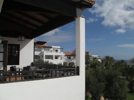 TUI MAGIC LIFE Fuerteventura: View from balcony off main lobby area