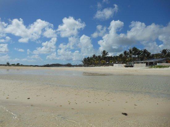 Veraclub Le Grande Sable : spiaggia