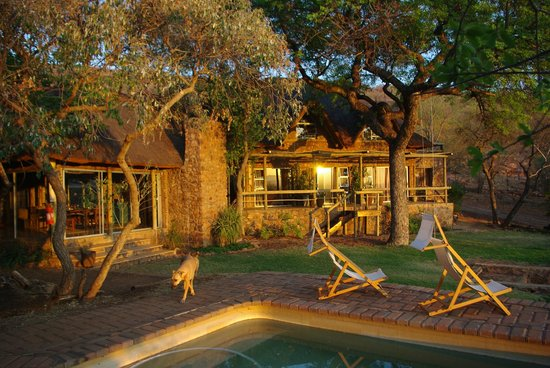 Marula Cottage Guest Lodge: Marula Cottage