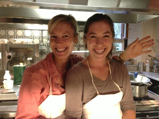 Villa Bordoni: Cooking class