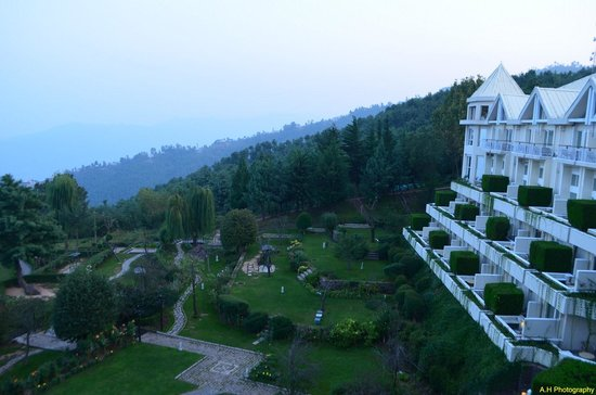 Pearl Continental Hotel Bhurban: View from room