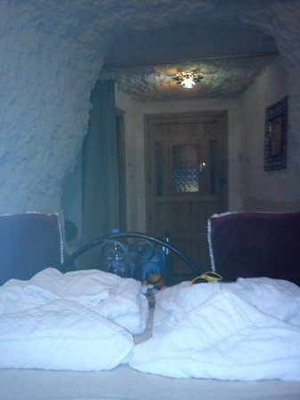 Kasbah Tizzarouine : View from my bed