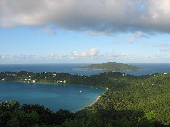 Frenchman's Reef & Morning Star Marriott Beach Resort: Enjoy the sights - Magens Bay