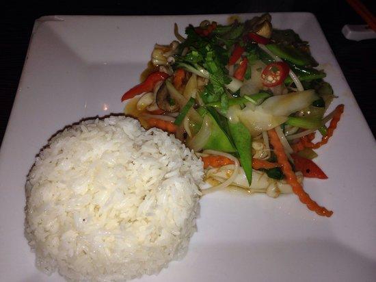 Sen Viet: Great food!