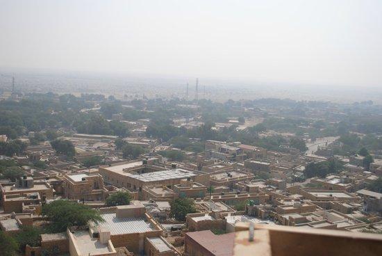 Sagar Guest House : view