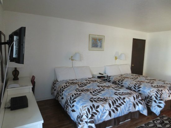 Imperial Motel: Double Room