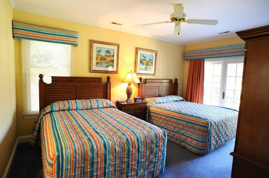 Pawleys Plantation Golf and Country Club: Two Bedroom Villa
