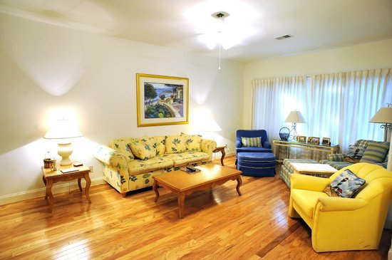 Pawleys Plantation Golf and Country Club: 3 Bedroom Living Room