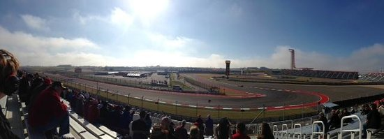 Circuit of The Americas: F1 race at COTA