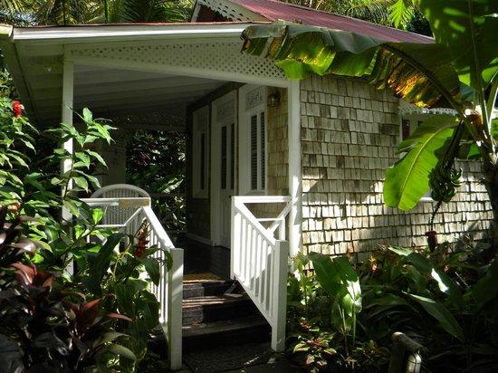 Fond Doux Plantation & Resort : Bamboo Cottage