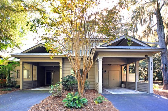 Pawleys Plantation Golf and Country Club: 3 Bedroom Exterior