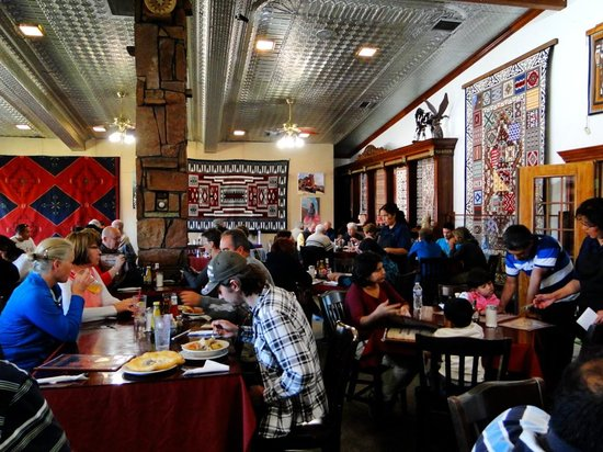 Cameron Trading Post Restaurant: Dining Room