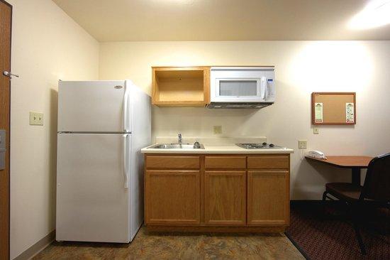 Value Place Kalamazoo: Kitchens in everyroom