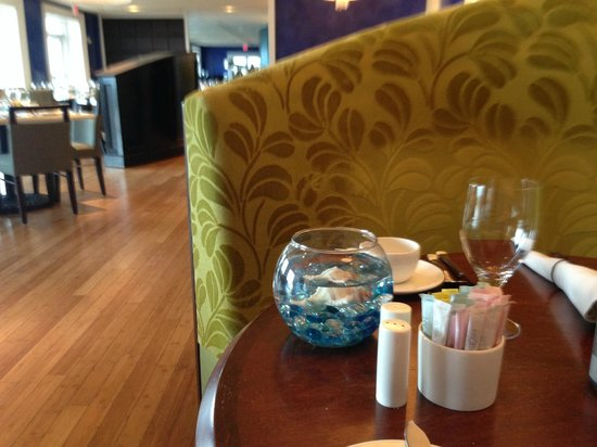 Azurea at One Ocean: nice seating