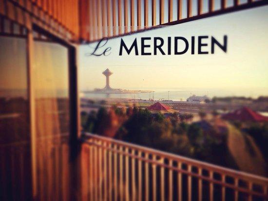 Le Meridien Al Khobar: The view Le Meridien chose for you