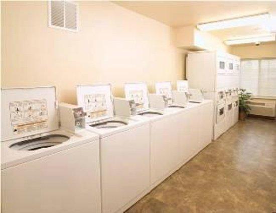 Value Place Kalamazoo: 24 Hour Laundry Facilities