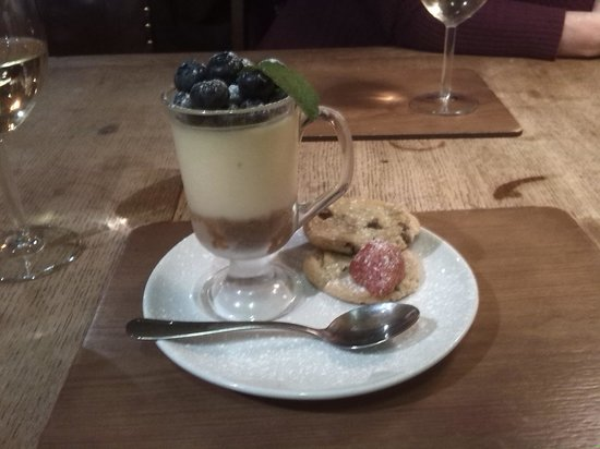The Stables: A posset to die for