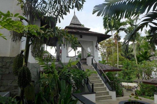 Nakamanda Resort & Spa: Balcony