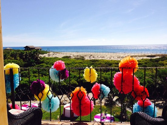 Villa Santa Cruz : Beach view room