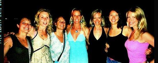 Soul Sisters Cabarete : Happy women!