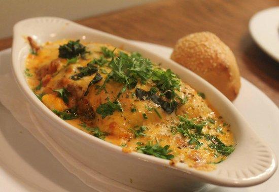 Potomac Street Grill: Special: Homemade Lasagna