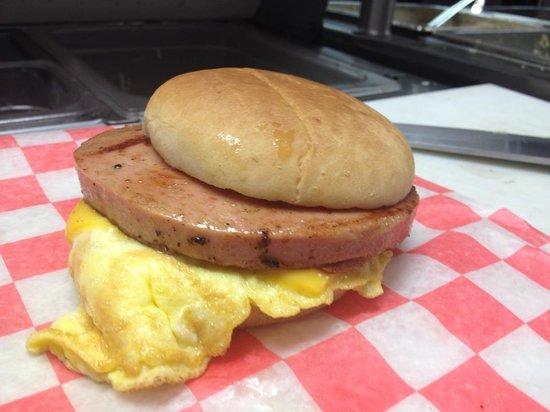 Southern Chew : Bologna Sandwich