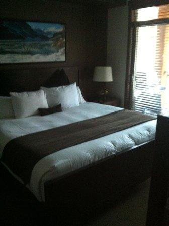 StoneRidge Mountain Resort : Room