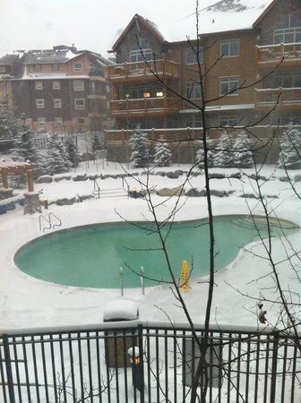 StoneRidge Mountain Resort : Heated outdoor pool