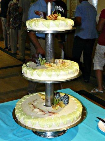El Mouradi Mahdia : cake