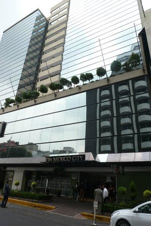 NH Collection Mexico City Reforma: Frente hotel