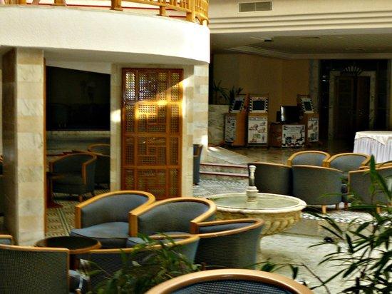 El Mouradi Mahdia : lobby