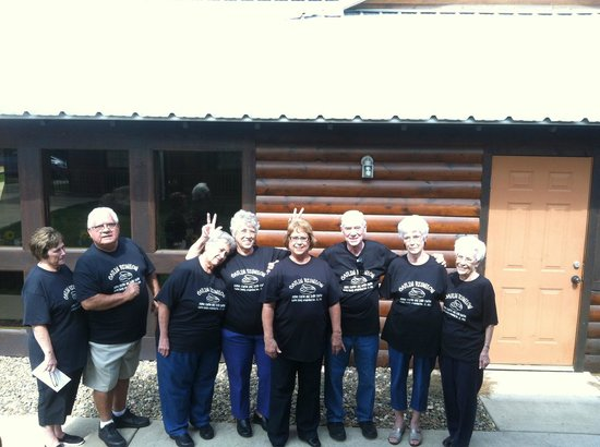 Hochatown Country Lodge: Family reunion's welcome