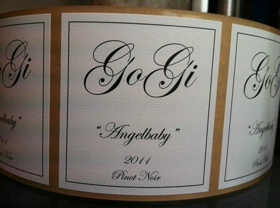 Lompoc, Califórnia: Our wine apprentice - Kurt Russell's latest Gogi Pinot Noir