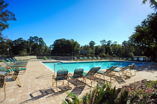 Pawleys Plantation Golf and Country Club : Pool