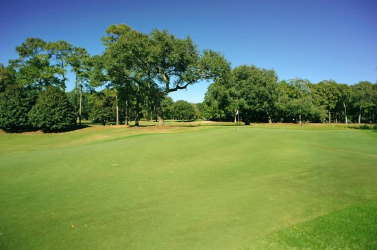 Pawleys Plantation Golf and Country Club : Grounds