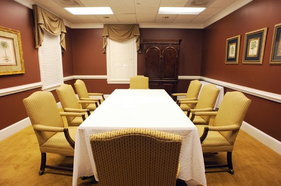 Pawleys Plantation Golf and Country Club : Executive Board Room
