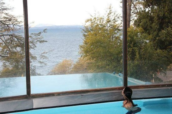 Design Suites Bariloche: hot pool