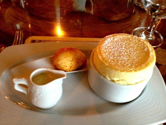 Park Hotel Kenmare: Delicious soufle