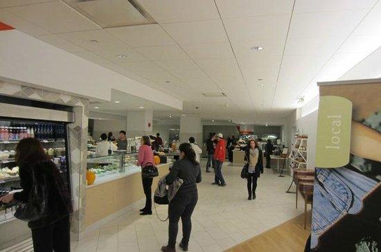 museum cafe lower level fotografía de instituto de arte de