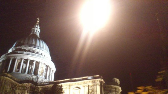 See London By Night: St. Pauls