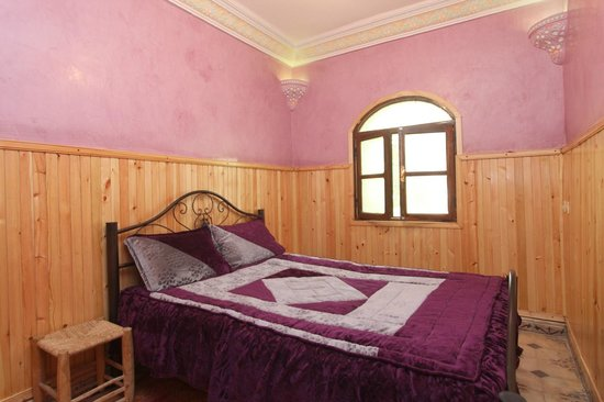 Auberge Iminouasif : double room
