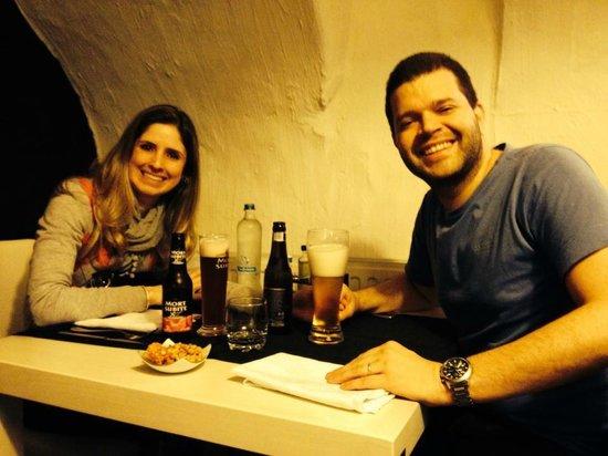 Restaurant Curiosa: Curiosa na Lua-de-mel