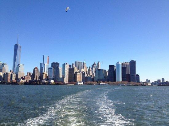 Manhattan Skyline: NY skyline
