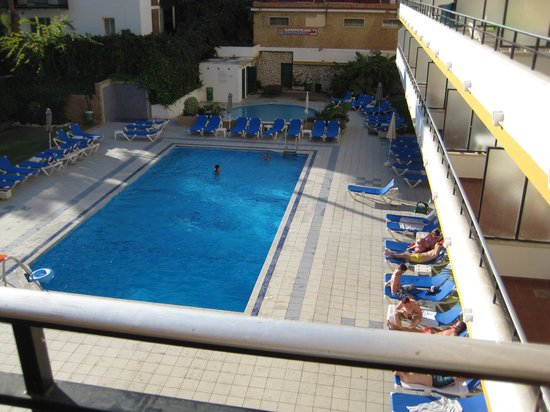 Apartments Buensol: The pool