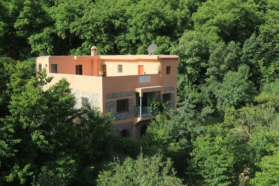 Auberge Iminouasif : nice picture of the guesthouse
