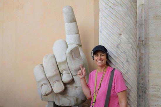 Musei Capitolini: we're no. 1