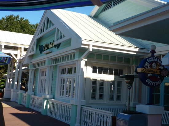 Disney's Old Key West Resort : Olivias