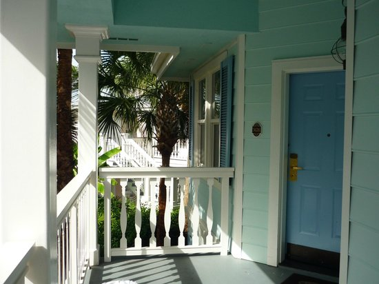 Disney's Old Key West Resort: Entrance to Studio